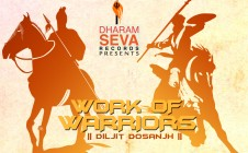 Official Video – Work Of Warriors  – Diljit Dosanjh