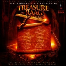Treasure of Raags by Bibi Ashupreet Sisters & Jatha