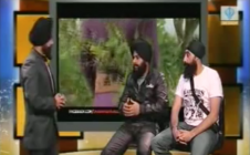Chaar Sahibzaade UK Promotion